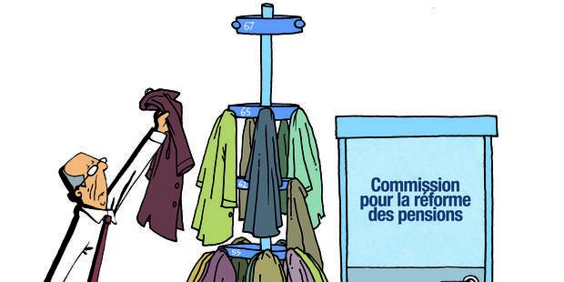 Pensions: ambition et expertise font apparemment bon ménage - La Libre