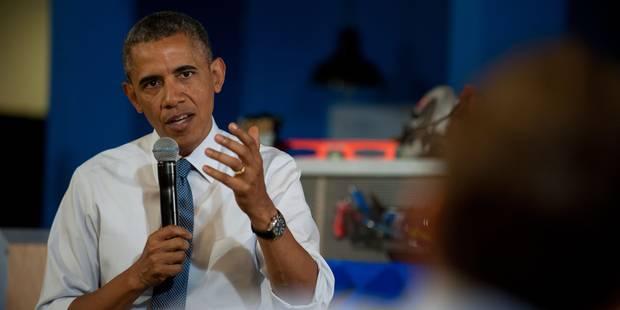 Irak: les USA prêts à envoyer jusqu'à 300 conseillers militaires - La Libre