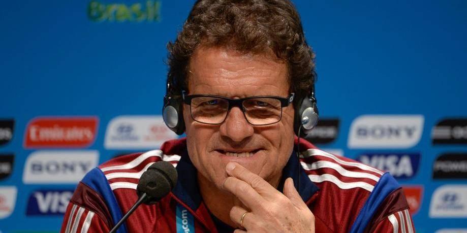 """Capello redoute """"la meilleure équipe belge depuis les années 80"""""""