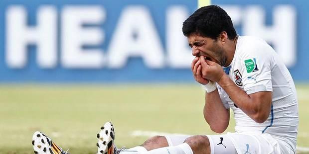Mondial terminé pour Luis Suarez? - La Libre