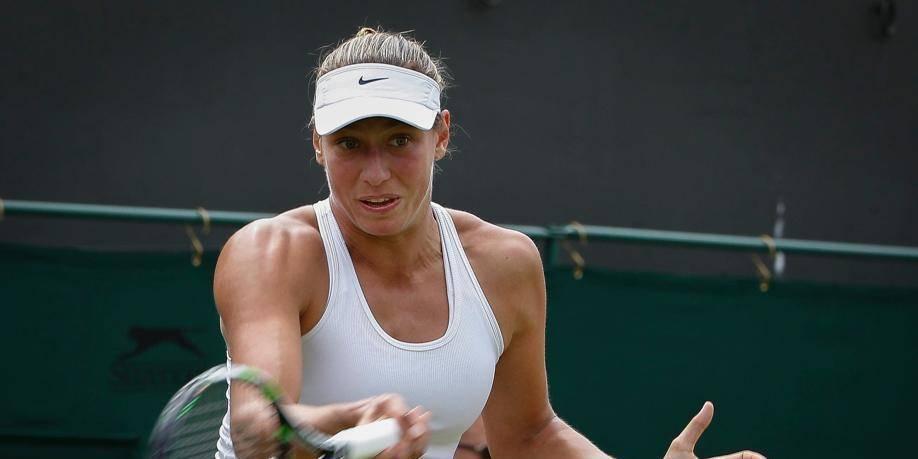 Wimbledon : Yanina Wickmayer et Alison Van Uytvanck éliminées au 2ème tour