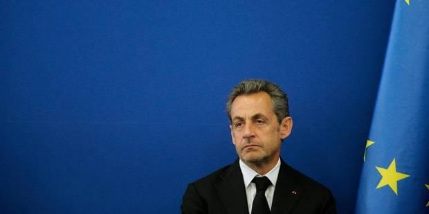 Nicolas Sarkozy mis en examen notamment pour corruption active - La Libre