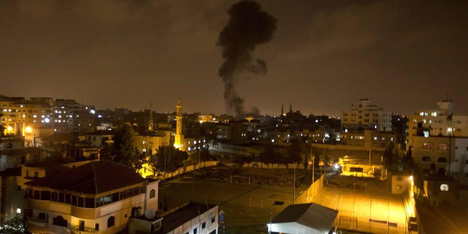 Plusieurs Palestiniens tués par des attaques de drones israéliens