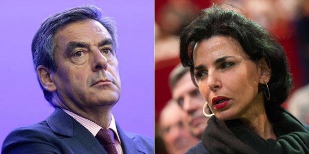 Rachida Dati sort la mitraillette contre Fillon - La Libre