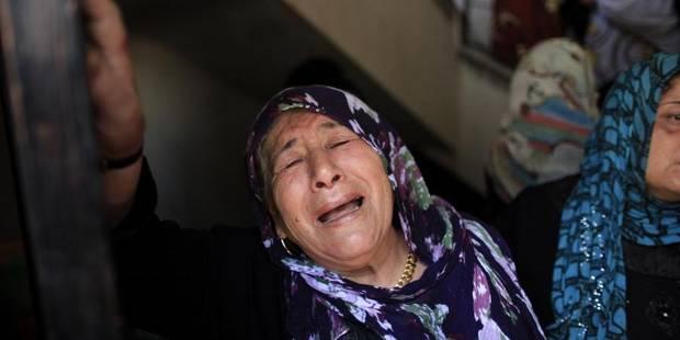 Israël se prépare à une offensive terrestre sur Gaza - La Libre