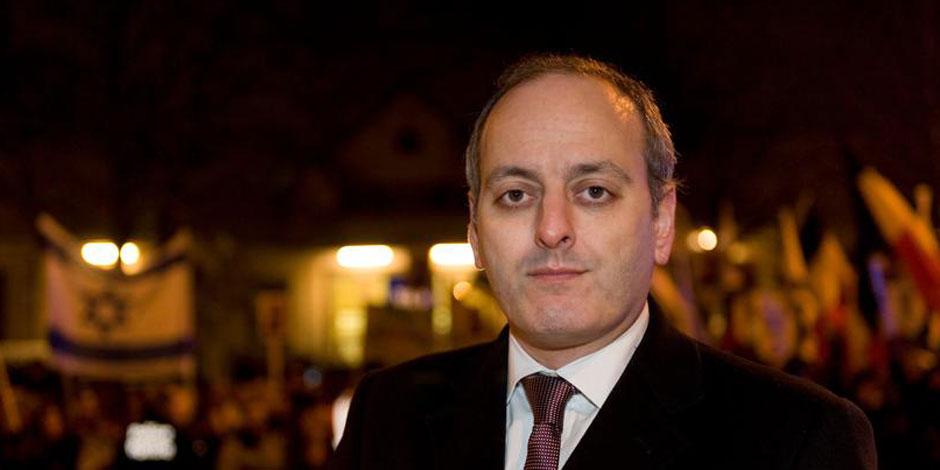 """Rubinfeld: """"Un exode des Juifs a commencé en Belgique"""" - La Libre"""