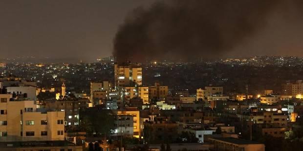 Les raids meurtriers sur Gaza continuent malgré les appels au calme - La Libre