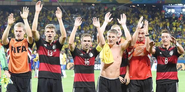 L'Allemagne, favorite puissance 4 - La Libre