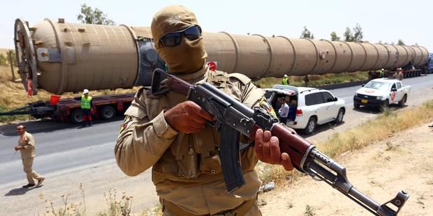 Les conseillers militaires américains ont fini leur audit des forces irakiennes - La Libre