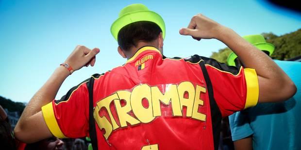 Stromae, Joyce Jonathan, Renan Luce... C'est parti pour les Francos - La Libre