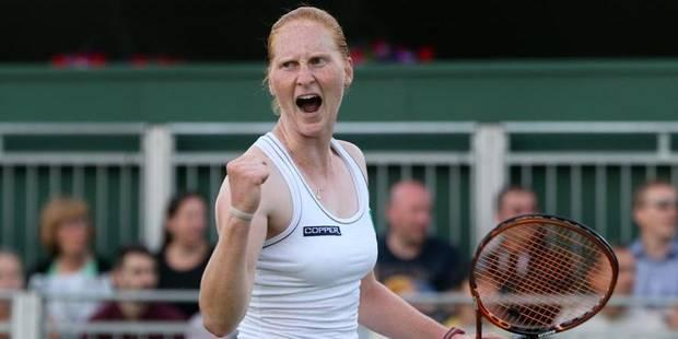 Van Uytvanck directement qualifiée pour son premier US Open - La Libre