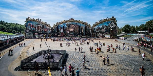 Tomorrowland: chaud show devant! - La Libre
