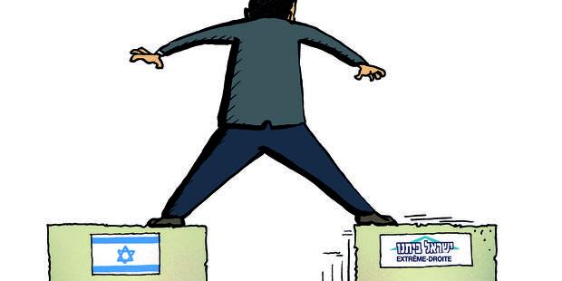 A l'origine du conflit, l'extrême droite israélienne - La Libre