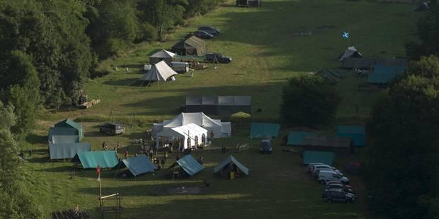 Un camp de louveteaux interrompu: les chefs scouts avaient trop bu - La Libre