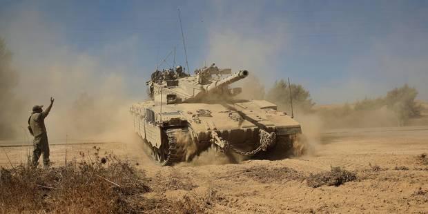 Que sait-on de la probable capture du sous-lieutenant israélien Goldin? - La Libre
