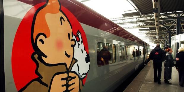 Des fans de Tintin traînés devant le tribunal par Moulinsart - La Libre