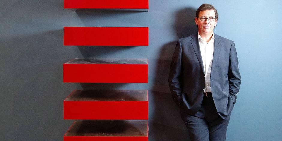 """Michel Draguet: """"Cet art moderne doit être exposé au grand jour"""""""