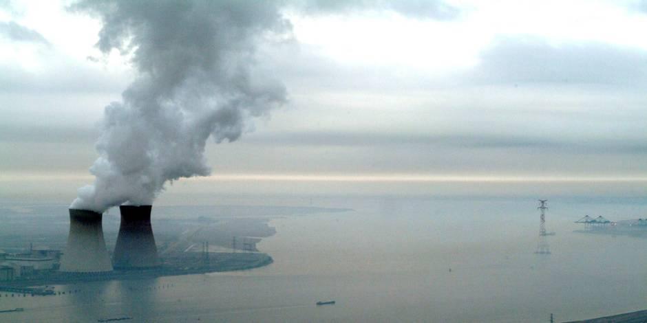 La centrale nucléaire de Doel 4 est mise à l'arrêt