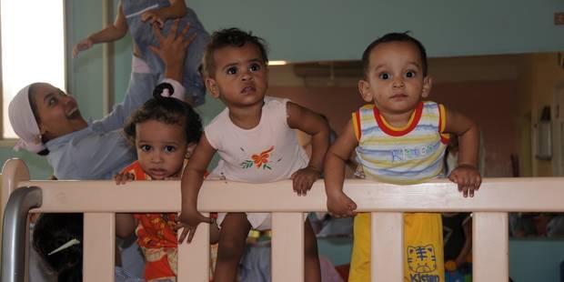 Violences envers des enfants: une ONG belge intervient dans un orphelinat au Caire - La Libre