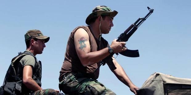 Le Liban mécontent du retard de la France à livrer des armes - La Libre