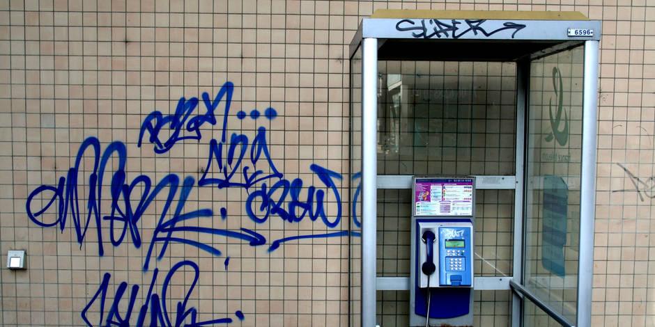 Les cabines téléphoniques vivent leurs derniers instants