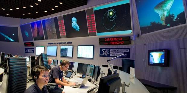 Après 10 ans, la sonde Rosetta a rejoint sa comète - La Libre