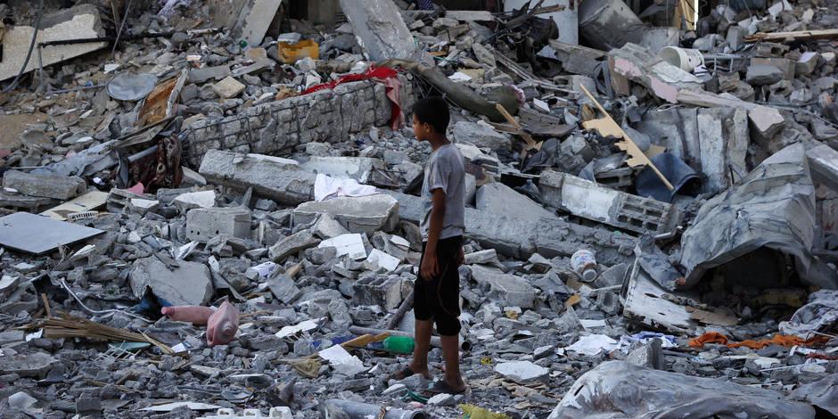 Journée cruciale pour le cessez-le-feu dans la bande de Gaza