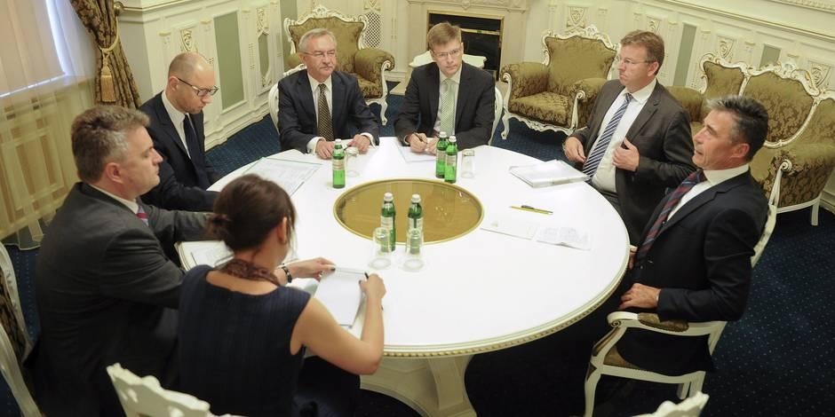 L'Otan met fin à sa coopération avec la Russie