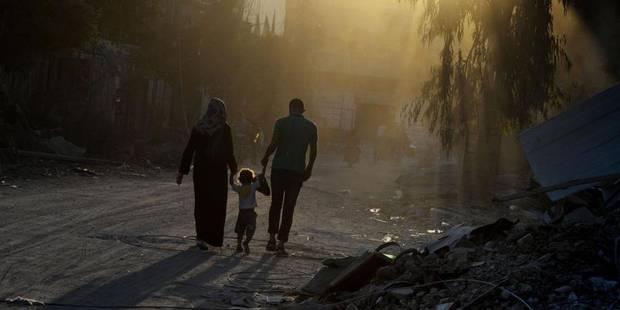 Gaza: les Palestiniens font monter la tension - La Libre
