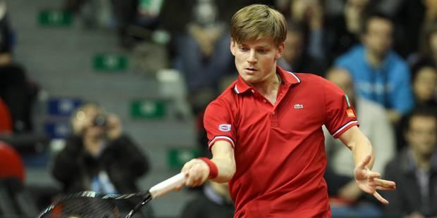 Coupe Davis: la Belgique sera reçue en terrain neutre - La Libre