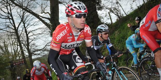 Frederik Willems mettra un terme à sa carrière en fin de saison - La Libre