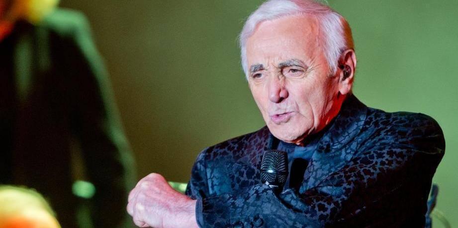 Quand Charles Aznavour se mêle du conflit en Irak