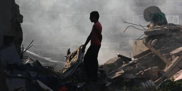 Gaza: la trêve est prolongée de cinq jours malgré des violations des deux parties - La Libre