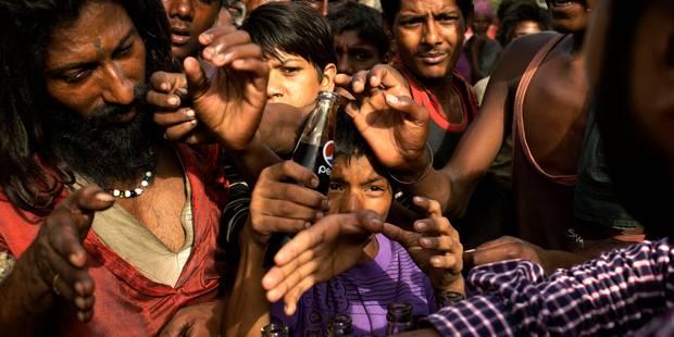 Inde: des toilettes et comptes bancaires pour les pauvres - La Libre