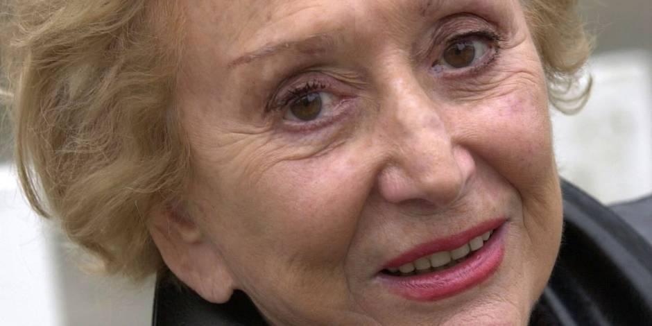 La célèbre animatrice radio Ménie Grégoire est décédée