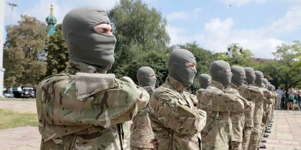 Réunion à Berlin pour éviter une confrontation directe Kiev-Moscou - La Libre