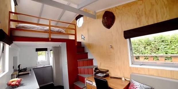 Une Maison Pour 13 500 Euros Ca Vous Branche La Libre