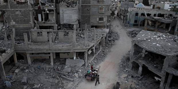 Mon frère et moi, Israël et Gaza - La Libre
