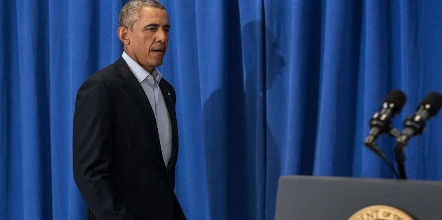 """Obama: l'Etat islamique, véritable """"cancer"""", """"n'a pas sa place au XXIe siècle"""""""