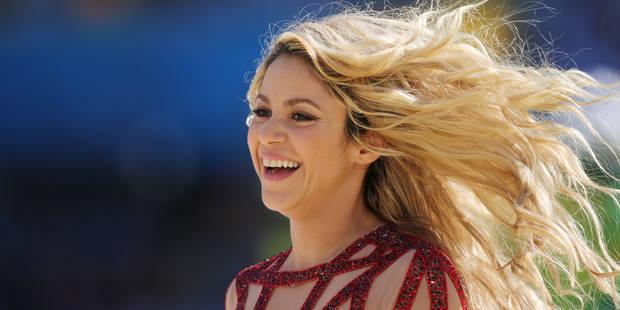 La chanteuse Shakira convaincue de plagiat - La Libre