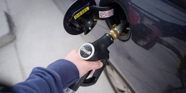 """La """"suédoise"""" veut augmenter le prix du diesel - La Libre"""