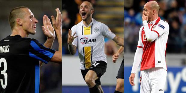 Europa League: le Standard défiera Séville, Feyenoord et Rijeka