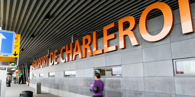Charleroi Airport allongera sa piste - La Libre