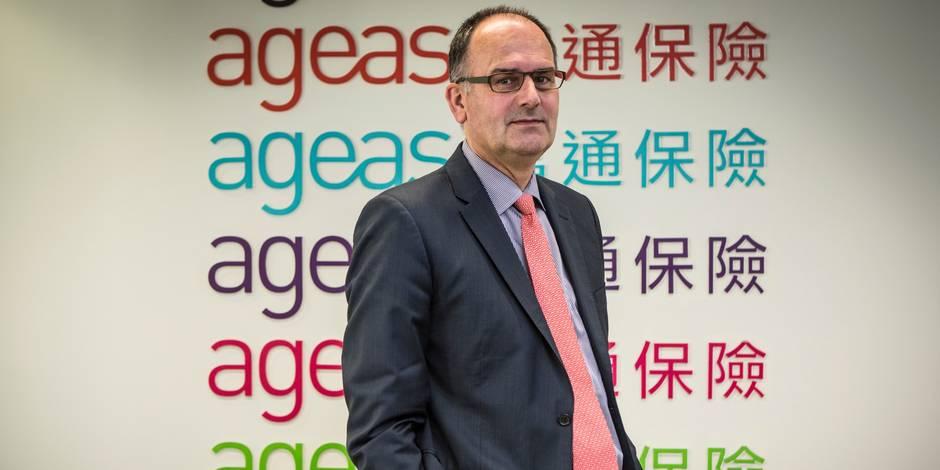 Le patron d'Ageas n'exclut pas de négocier avec les actionnaires de Fortis