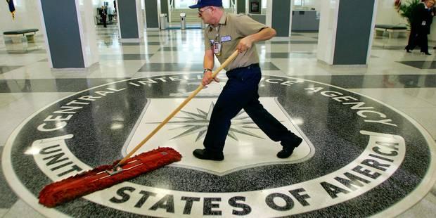 "La CIA aurait torturé ""jusqu'au seuil de la mort"" des suspects d'Al-Qaïda - La Libre"