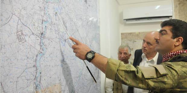 Georges Dallemagne, en Irak, plaide pour un appui militaire de la Belgique - La Libre