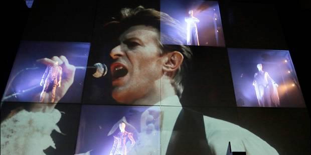 David Bowie sort un titre inédit pour une nouvelle compilation - La Libre