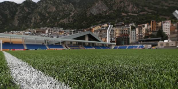 """Andorre, futur adversaire des Diables, a le """"pire terrain où j'ai dû jouer un match"""" - La Libre"""