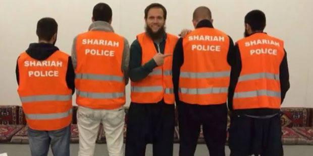 """La """"police de la charia"""" sévit dans une ville allemande - La Libre"""