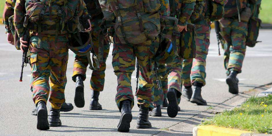 La Belgique a-t-elle les moyens de partir en guerre en Irak? - La Libre
